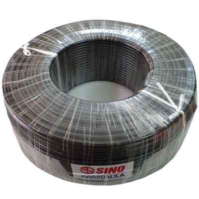 Cáp đồng trục Sino 5C-FB lõi BC 96 sợi màu đen có chống ẩm (200m)