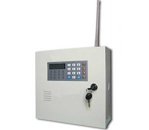 KARASSN KS-858E Tủ báo động 8 zone có dây, 8 zone không dây