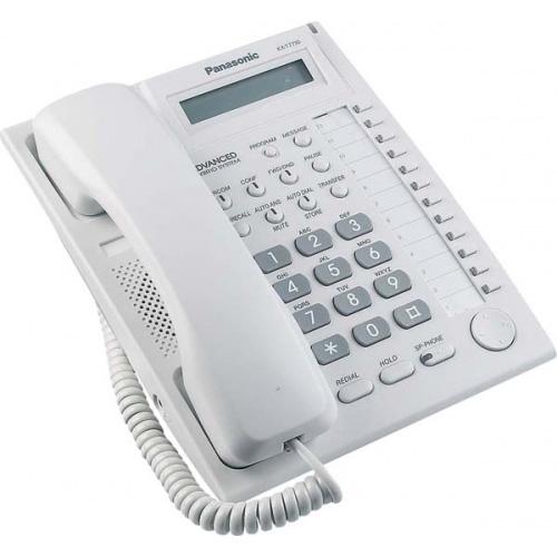 Bàn lập trình Panasonic KX-T7730 dùng cho lập trình 12 trung kế tổng đài TES824