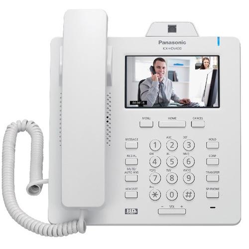 Điện thoại bàn Panasonic KX-HDV430 có màn hình màu cảm ứng