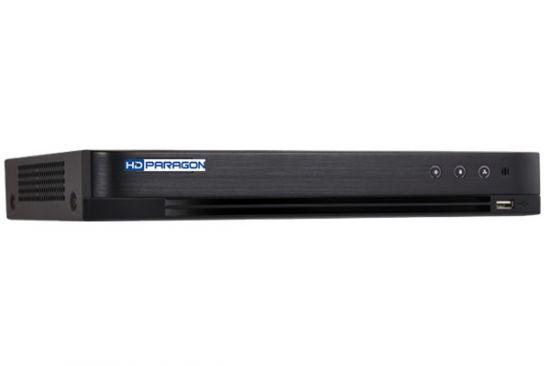 Đầu ghi hình HDPARAGON HDS-7208FTVI-HDMI/KP 8 kênh HD 5MP, 2 Sata
