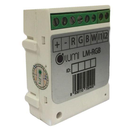 Bộ điều khiển đèn Led Lumi LM-Led 16 triệu màu, điều khiển qua điện thoại, giọng nói