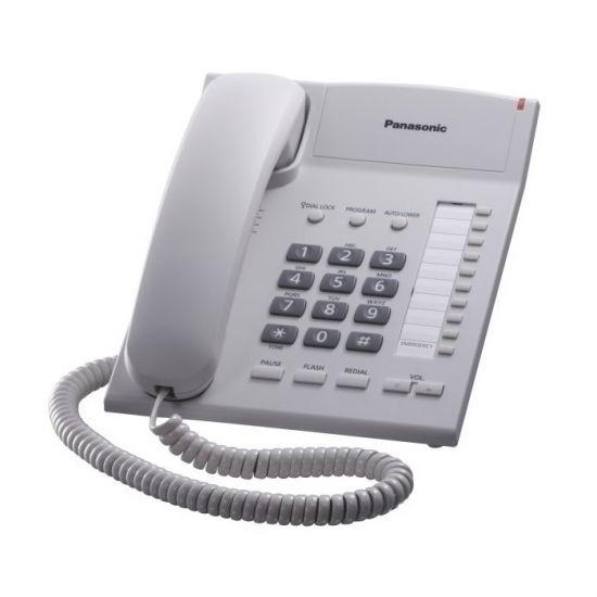 Điện thoại bàn Panasonic KX-TS820 quay số nhanh, 4 mức âm lượng, gọi nhanh bằng 1 phím