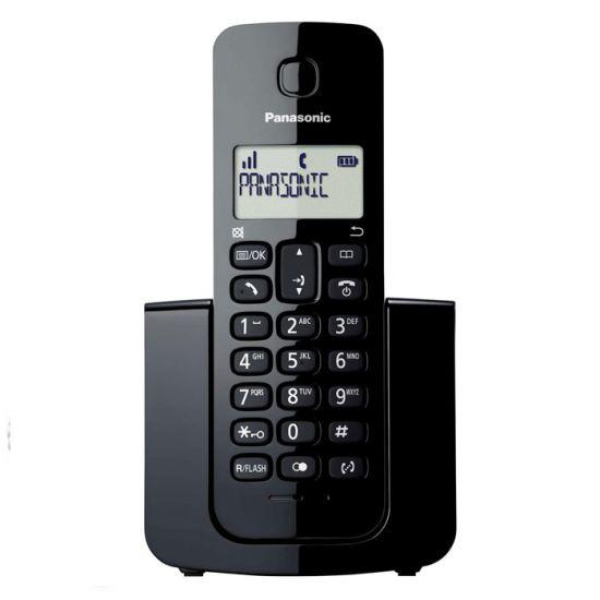 Điện thoại không dây Panasonic KX-TGB110 Led hiển thị số gọi đến, 2 số gọi nhanh, chức năng chuyển cuộc gọi, khóa máy