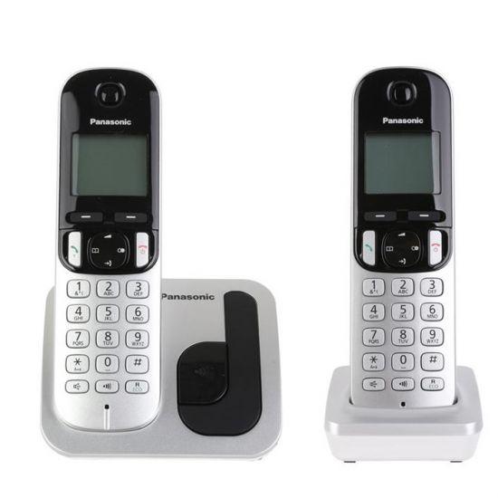Điện thoại không dây Panasonic KX-TGC212 bộ 2 tay