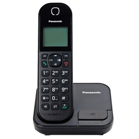 Điện thoại không dây Panasonic KX-TGC410 Led hiển thị số gọi đến, 50 danh bạn, pin 200 giờ