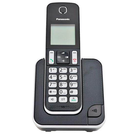 Điện thoại không dây Panasonic KX-TGD310 Led hiển thị số gọi đến, 120 danh bạ, Loa ngoài 2 chiều, chặn cuộc gọi