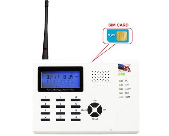 KARASSN KS-899GSM tủ báo động 16 Wireless zone