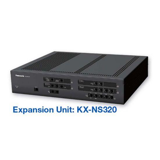 Khung phụ KX-NS320 Tổng đài Panasonic KX-NS300