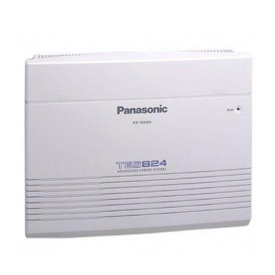 Tổng đài Panasonic KX-TES824 ..
